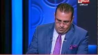 فيديو.. رئيس جامعة المنصورة ينفي اضطهاده النائبة إيناس عبد الحليم