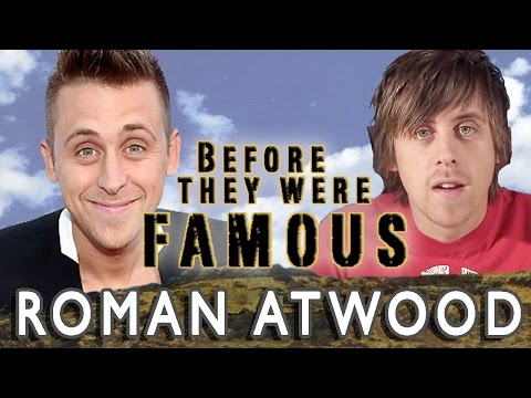 ROMAN ATWOOD - Before They Were Famous - ORIGINAL