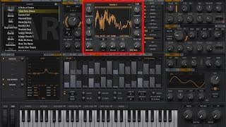 Vengeance Producer Suite - Avenger - Tutorial Video 13: SYNTH DRUMS