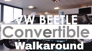 Volkswagen Bug Convertible