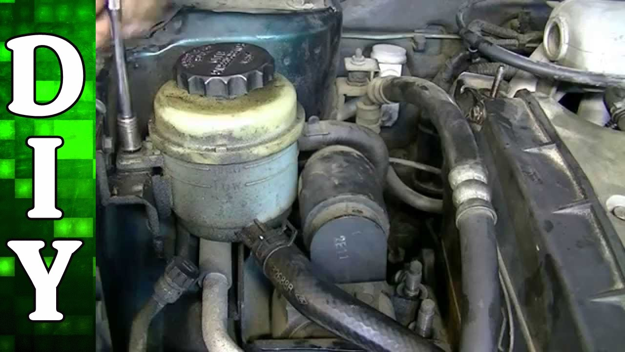 How to Reomove and Replace a Motor Mount  Kia Spectra  YouTube