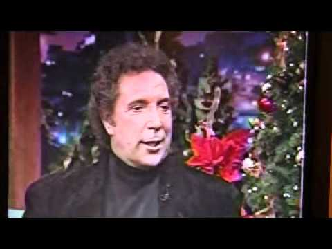Tom Jones on Jay Leno 1994
