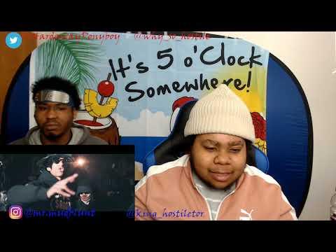 HOT BOYZ !!! (1011) Zk x Digga D x Mskum x Sav'O x Horrid1 - No Hook (Music Video) (Reaction)