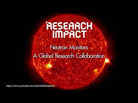 Neutron Monitors…A Global Research Collaboration - Research Impact [by Mahidol]