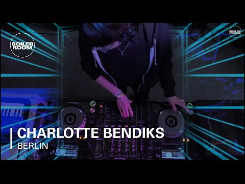 Charlotte Bendiks Boiler Room Berlin