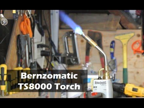 Bernzomatic Ts8000 Vs Harbor Freight Flamethrower Doovi