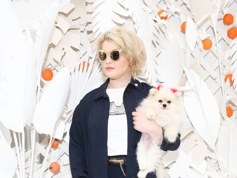Kelly Osbourne 'bragging' about 85-pound weight loss because 'it ...