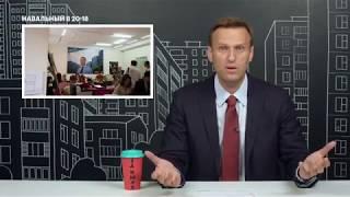 Смотреть видео Эффект бабушки/ Выборы в мэры Москвы онлайн
