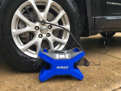 vehicle-preparedness:-kobalt-portable-air-compressor
