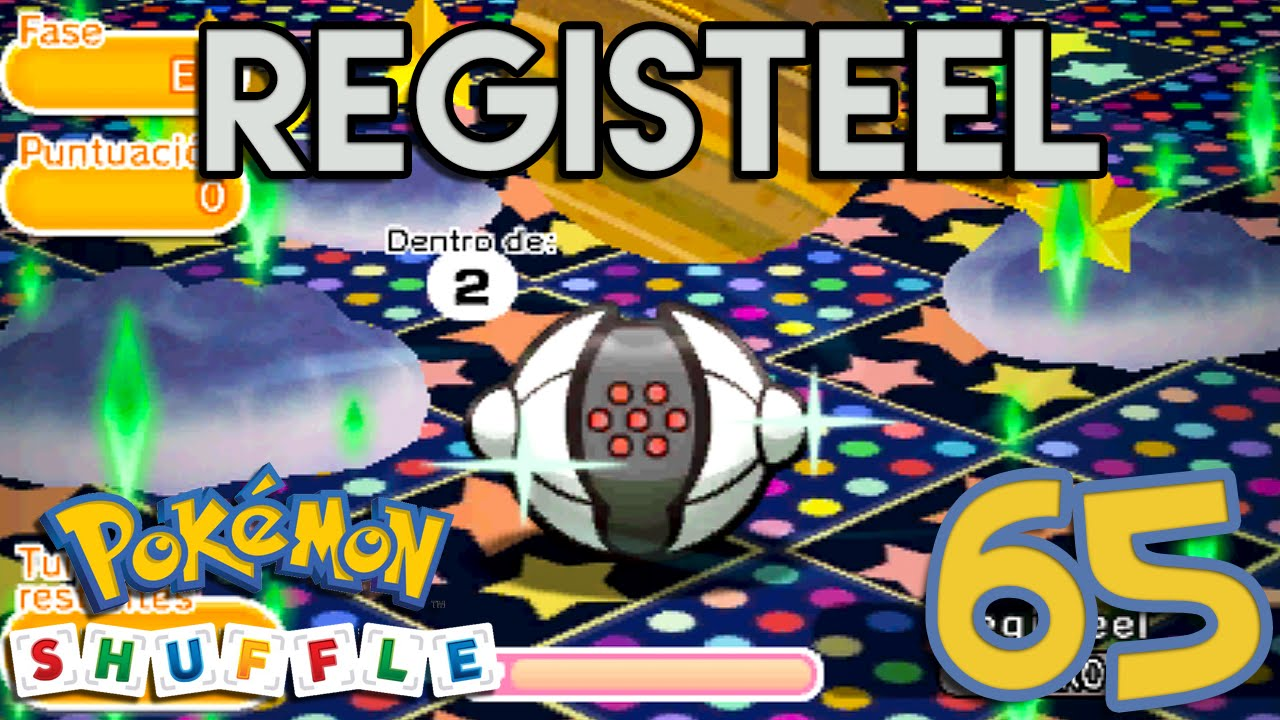 how to get registeel pokemon conquest