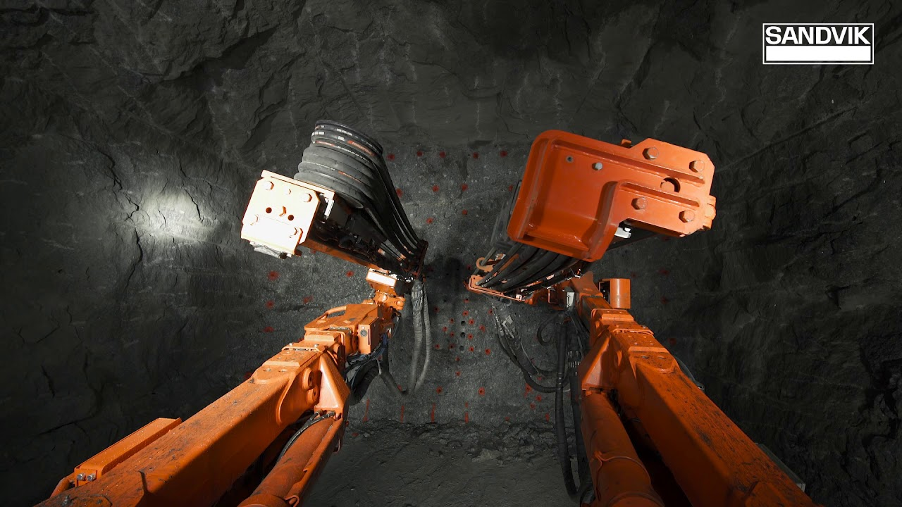 Sandvik DD422i/DD422iE Automation Upgrade | Sandvik Mining and Rock Technology
