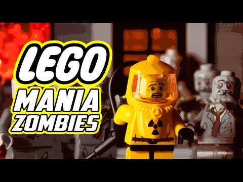LEGO MANIA ZOMBIES ★ Call of Duty Zombies Mod