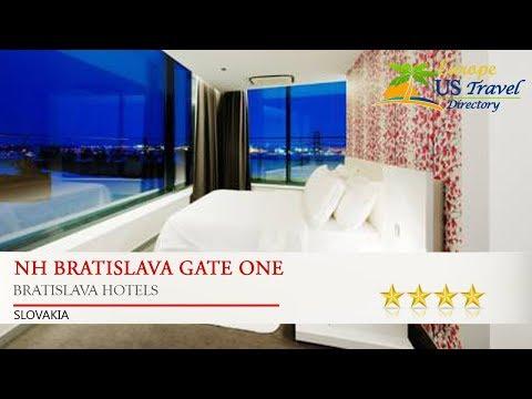 NH Bratislava Gate One - Bratislava Hotels, Slovakia