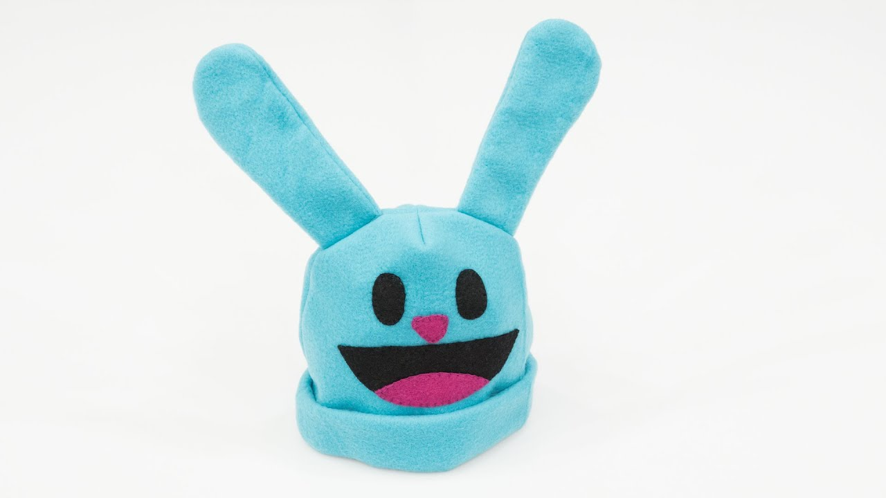 How To Sew A Baby Bunny Beanie