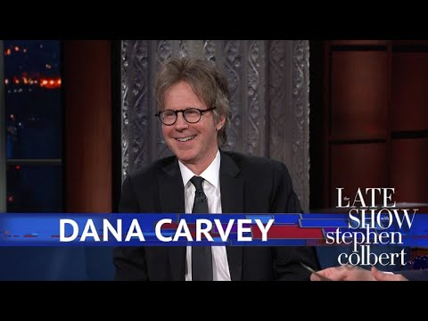 Dana Carvey Hired A Young, Desperate Stephen Colbert