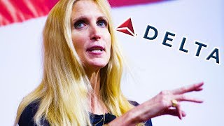 Ann Coulter Throws Tantrum On Plane