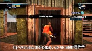 Dead Rising 2: Case Zero Walkthrough- Part 4