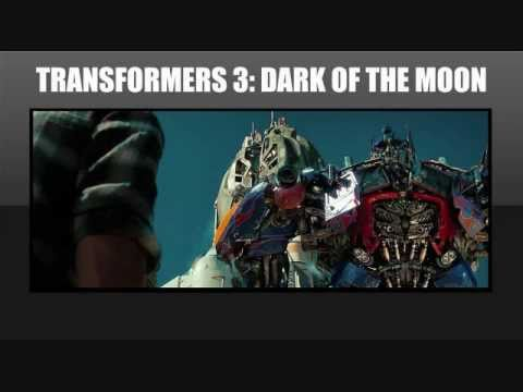 Transformers: Dark of the Moon Spill Review