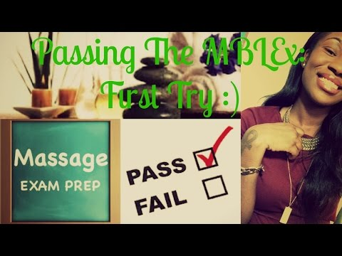 How To Pass The MBLEx