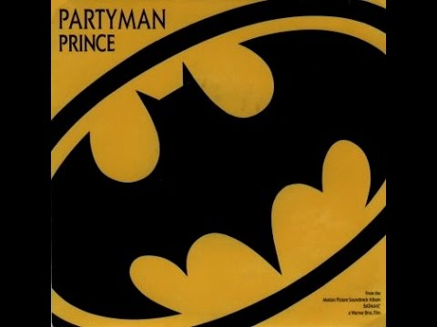 """BOF Pays Bat-Tribute To Prince: """"Partyman"""" From BATMAN '89"""