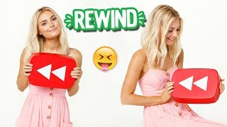 I'M IN YOUTUBE REWIND!! + Behind the Scenes!