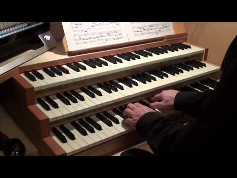 Bach - BWV 601 - Herr Christ, der ein'ge Gottes-Sohn