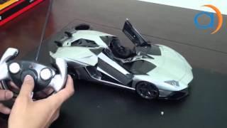 Hướng Dẫn Sử Dụng Xe điều khiển Lamborghini 8803 E-Asun.vn