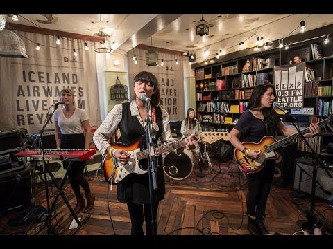 La Luz - Full Performance (Live on KEXP)