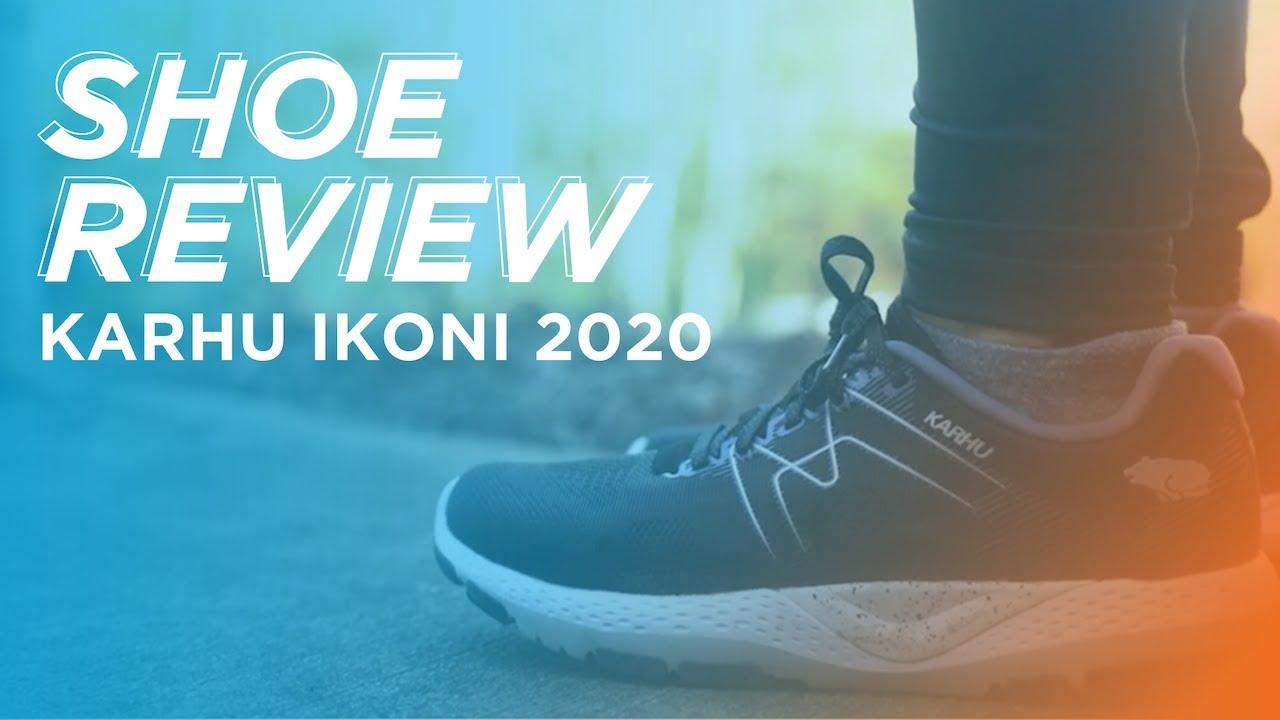 Shoe Review: Karhu Ikoni 2020 - YouTube