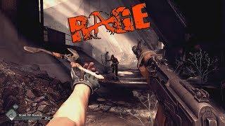 RAGE Gameplay Compilation (Rage 1 on PC)
