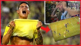 ARGENTINO reacciona al GOLAZO de JAMES RODRIGUEZ 😍 | Colombia 4 - 2 Estados Unidos | Amistoso Usa
