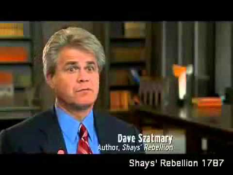 Shays Rebellion   First Actions