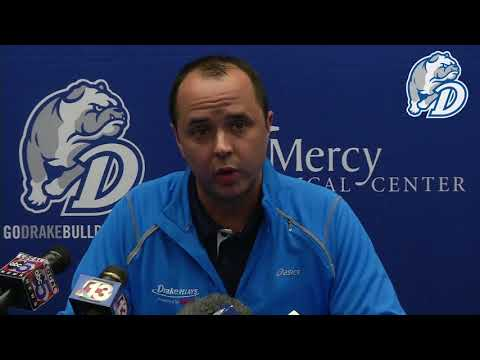 PRESS CONFERENCE: Blake Boldon 1-18-18