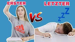 ERSTER vs LETZTER SCHULTAG 🤯