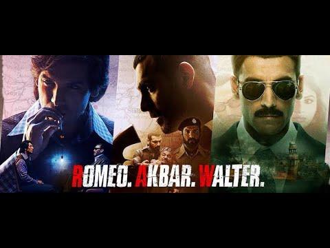 Download Romeo Akbar Walter Full Movie Review | John Abraham, Mouni Roy, Jackie Shroff, Sikander Kher