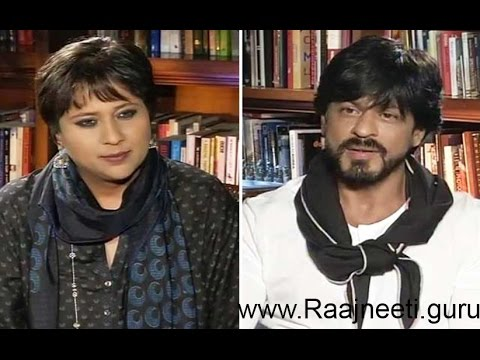 Shah Rukh Khan spoke to Barkha Dutt about Religious Intolerance
