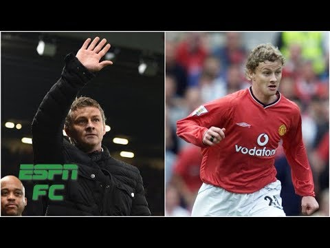 Who is Ole Gunnar Solskjaer, and why is he Manchester United's caretaker manager? | Premier League