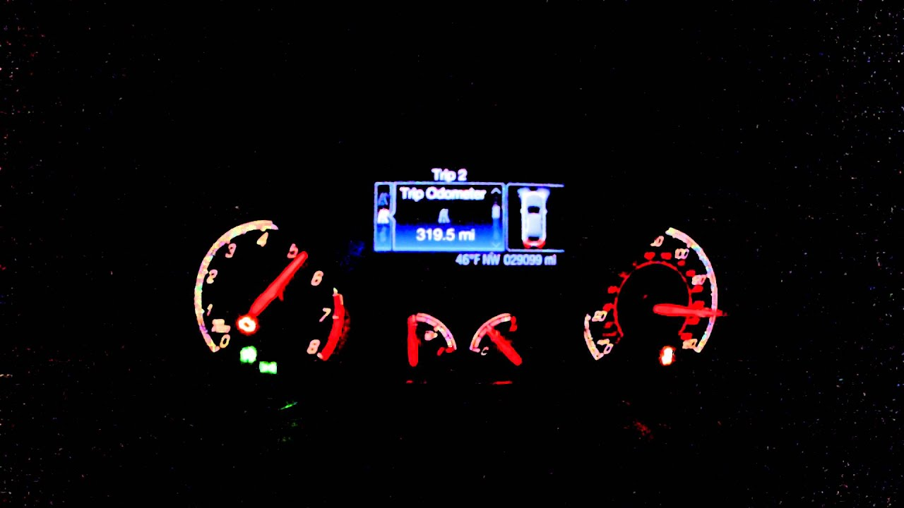 Focus ST TOP SPEED 153mph - YouTube