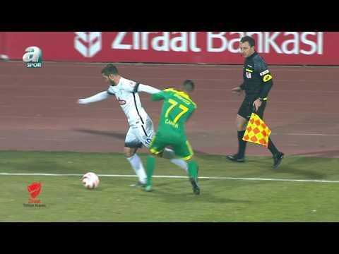 Şanlıurfaspor 1-2 Çaykur Rizespor Maç Özeti HD (4 Şubat 2017) A Spor