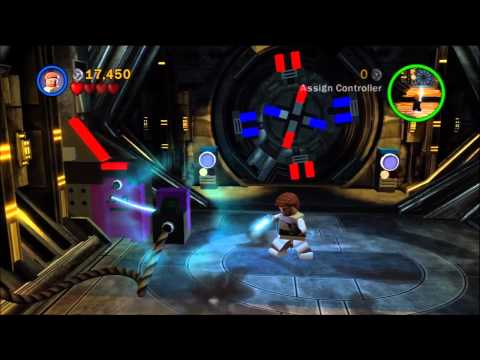 Lego Star Wars III: The Clone Wars Demo: Walkthrough   - Chapter 3 [HD] (PS3/X360/Wii/PC/PS2)