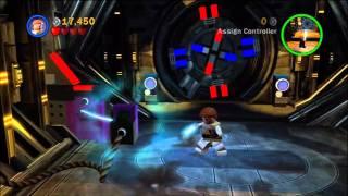 Lego Star Wars III: The Clone Wars Demo: Walkthrough   - Chapter 3 [HD] (PS3/X360/Wii/PC/PS2)