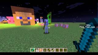 How to get a Kill Score Board minecraft 1.8+