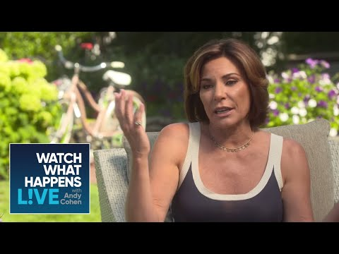 Luann De Lesseps Reveals Why She Filed For Divorce  RHONY  WWHL