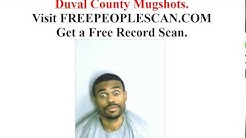 Duval County Florida Mugshots | Trilogy Park