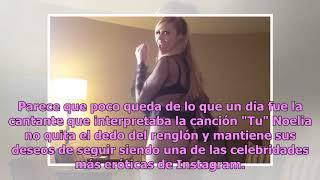 Noelia sigue alterando a su público con la sensualidad y el erotismo de sus nuevos vídeos enInst...