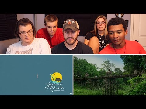 Play Assam Tourism | Awesome Assam Video REACTION!