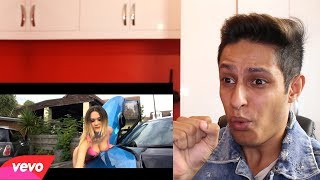 REACTING TO JESSICA ROSE DISS TRACK! -  STRIP FIFA GIRL!!