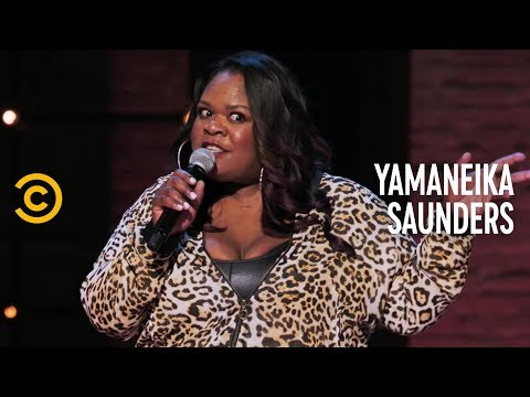 Comedy Central Stand-Up Presents: Yamaneika Saunders - Maid of Honor