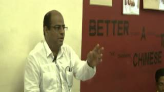Three Steps Rhythmic Breathing By Mr. Deepak Dhingra