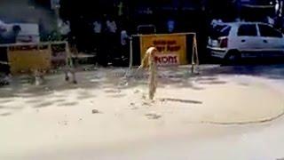 Chennai Volcano Live Video   Amazing Video